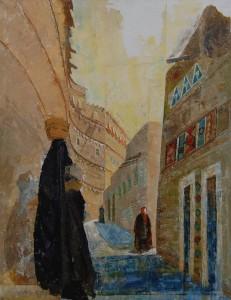 Arabian Alleys